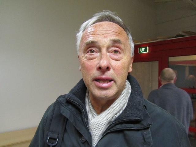 Erling Berg vant 2. runde av klubbmesterskapet i Singel 2020.