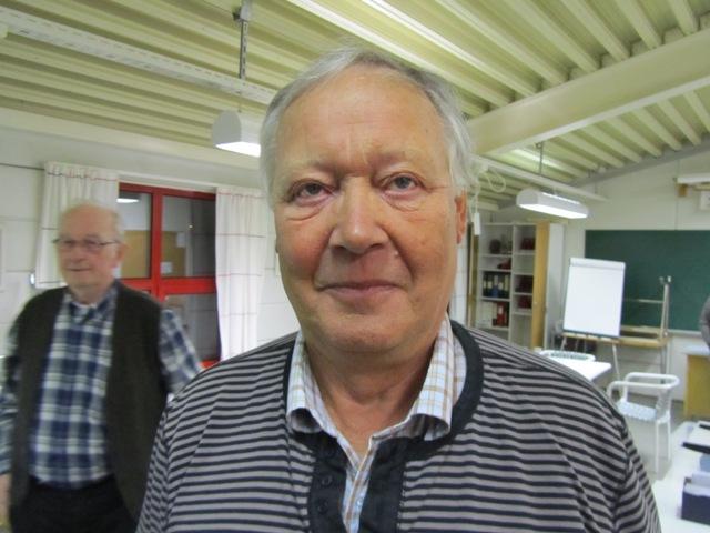 Johannes Pedersen og Oddmar Nyseth vant simultankveld i Myre BK.